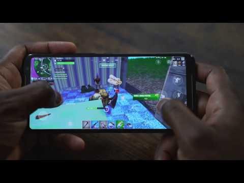 смартфон ASUS ROG Phone 2 обзор Цена - Купить онлайн