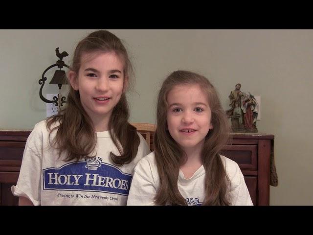 Cycle B: Sunday Gospel Video, The 1st Sunday of Lent