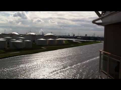 Celebrity Constellation - Depart from Amsterdam to North Sea