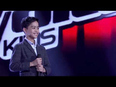 The Voice Kids Thailand - คาร์มัส คาร์มัรร์อาลี - ดินแดนแห่งความรัก - 16 Feb 2014