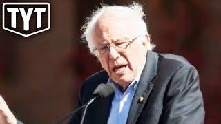 Bernie Sanders' Plan To End Corporate Greed
