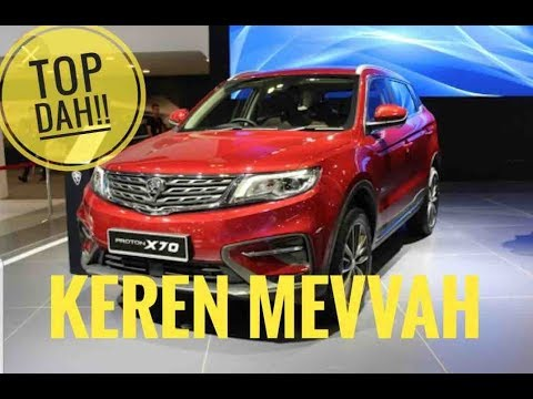 "Review ""Mobil Cina Geely"" PROTON X70 | otomotifmagz.com"