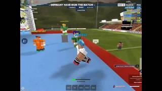 I won the Euro 2016 Roblox