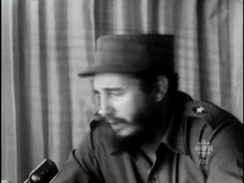 Fidel Castro shares his political ideology, 1959: CBC Archives  | CBC