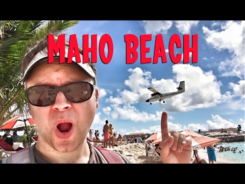 Maho Airport Beach Cruise Destination Guide