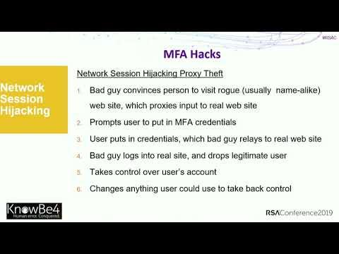 12 Ways To Hack 2FA
