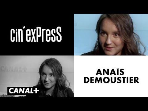 Les goûts cinéma d'Anaïs Demoustier - Interview