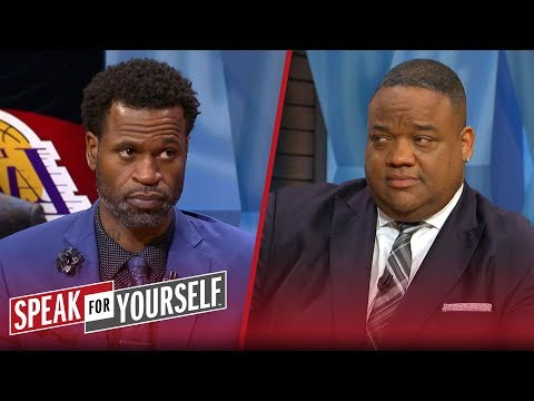 Stephen Jackson reveals who should be the Lakers next head coach | NBA | SPEAK FOR YOURSELF
