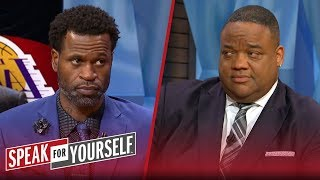 Download Stephen Jackson reveals who should be the Lakers next head coach   NBA   SPEAK FOR YOURSELF Mp3 and Videos