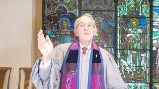 "YUM Sunday Worship. Feb. 7, 2021 ""YOU ARE WONDERFUL!"" Rev. Dr. Bill Fritz"