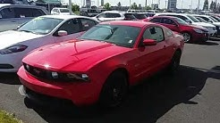 2011 5.0 Mustang Lithia Dodge Ram Spokane, WA