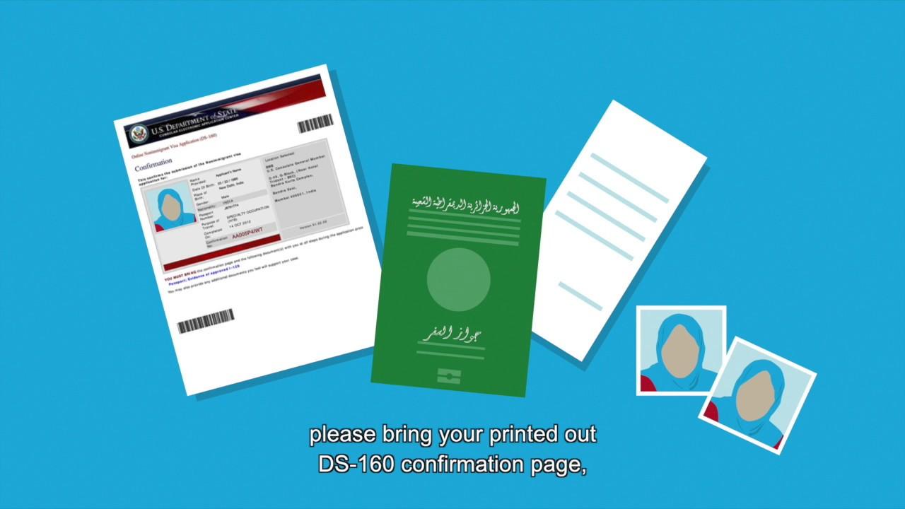 Visas   U S  Embassy in Algeria