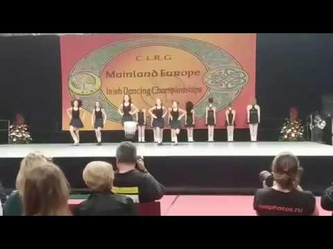 Oireachtas Opening Ceremony Vienna 2016