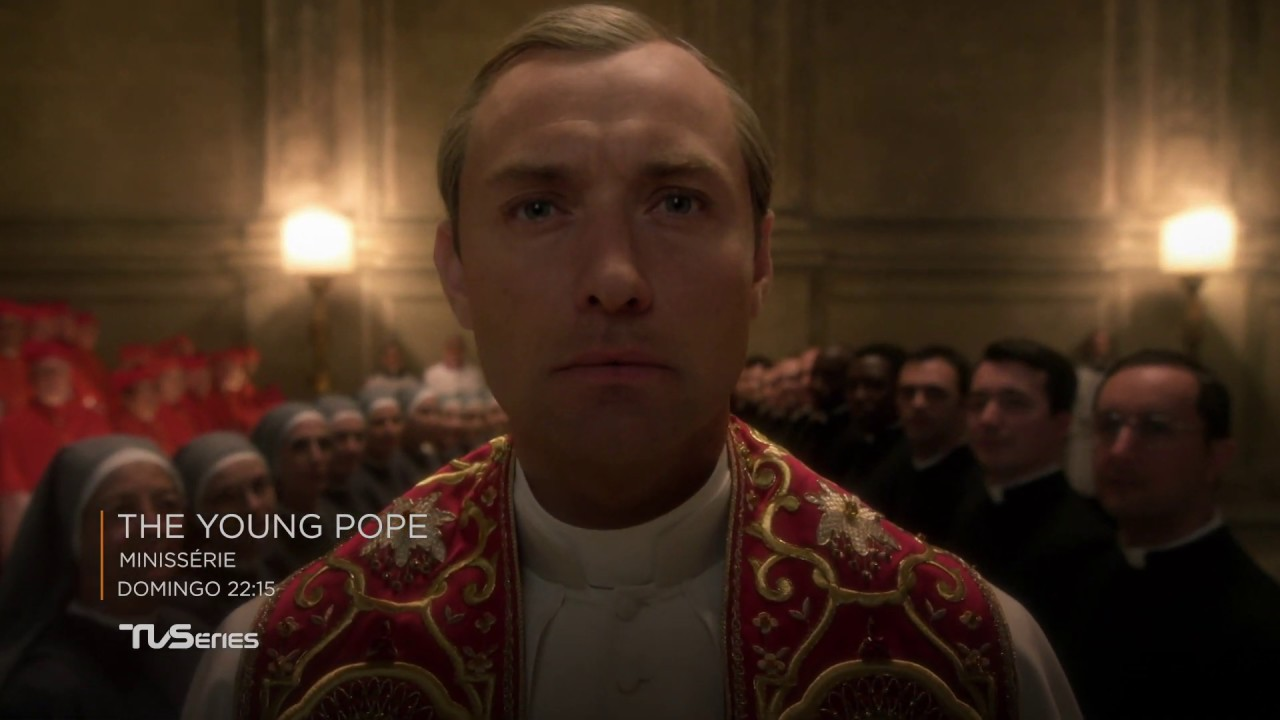 Download TVSÉRIES   THE YOUNG POPE T1   DOMINGO 22:15