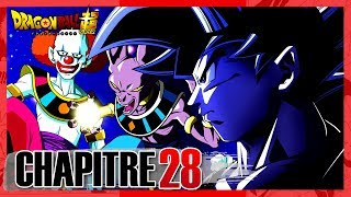BATTLE ROYALE ENTRE LES 12 DIEUX DE LA DESTRUCTION ?! DRAGON BALL SUPER CHAPITRE 28 - DBREVIEW