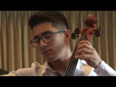 Recital Violoncello y Piano, 18/08/2017