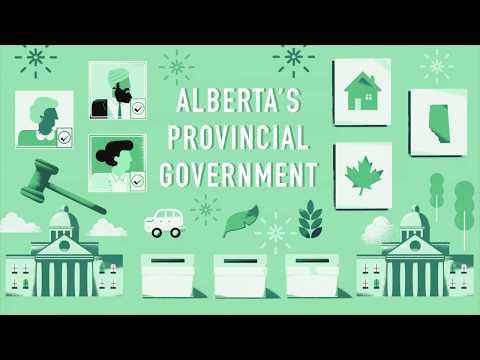 Alberta's Provincial Government