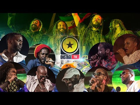 Marley Brothers, Chronixx, Bounty, Tarrus, Aidonia, Ifrica & More - JAMROCK CRUISE 2018