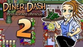 Diner Dash 2: Restaurant Rescue ( Toshiro