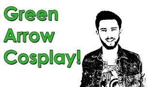 Green Arrow Cosplay! - Bow & Quiver