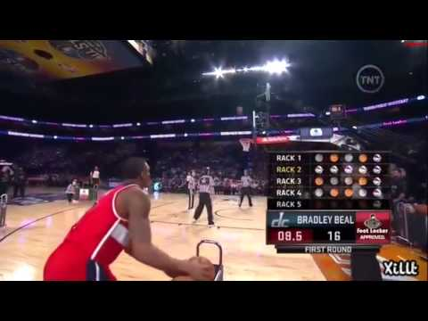 NBA All-Star 2014/Three Point Contest Full