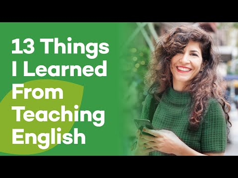 13 lessons I've learned in 10 years of Teaching English [Podcast]