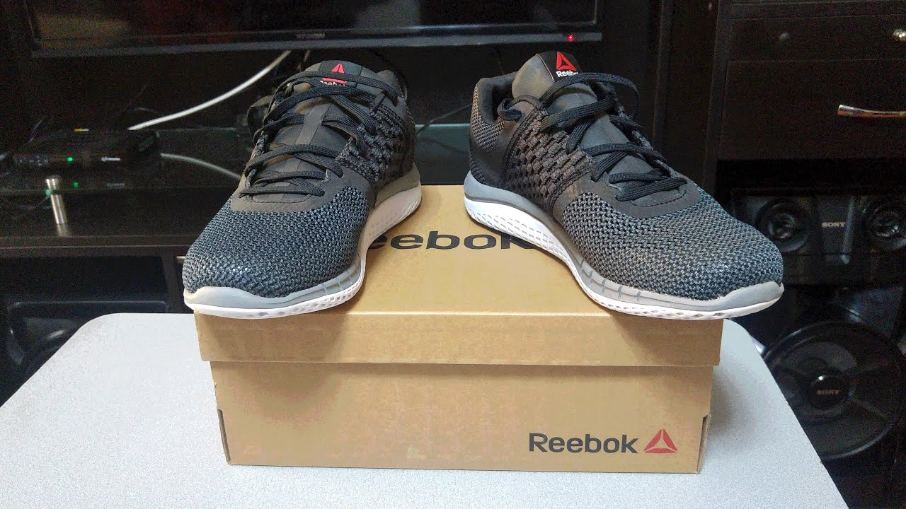 elección Fructífero Un fiel  UNBOXING ZAPATILLAS REEBOK ZPRINT RUN - YouTube