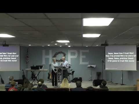 Hope Church, Ste. Genevieve, Mo 1/27/19