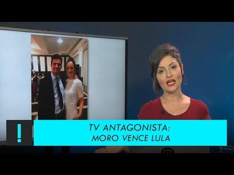 09/03/2017 | Moro vence Lula