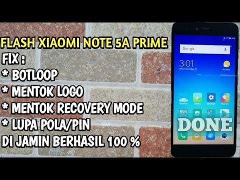cara-flash-xiaomi-note-5a-prime-bootloop