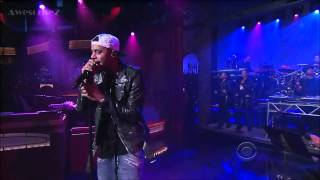 HD J Cole   Crooked Smile   David Letterman 11 5 13   YouTube