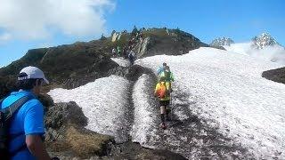 Marathon du Mont-Blanc 2013 - Vu de l'intérieur... et en HD !