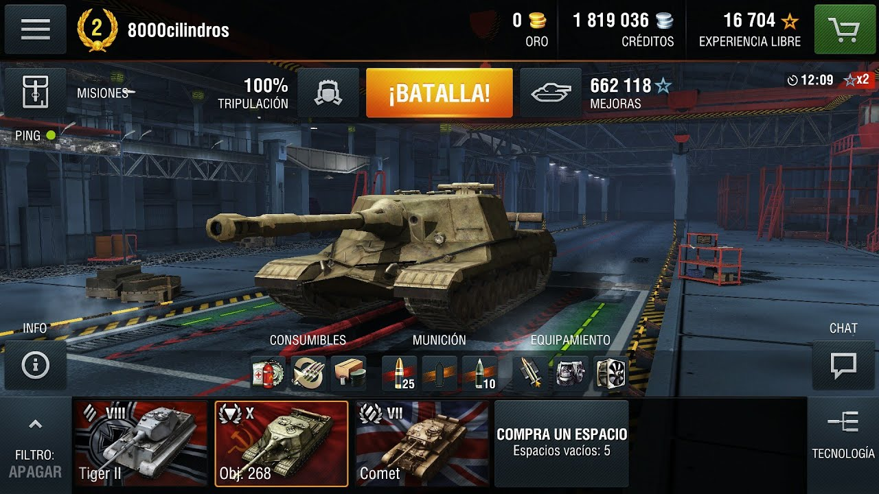 wot blitz mod android
