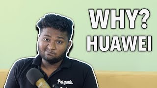 Huawei Offers to Sign 'No Backdoor Agreement' with Indian Government | Priyank