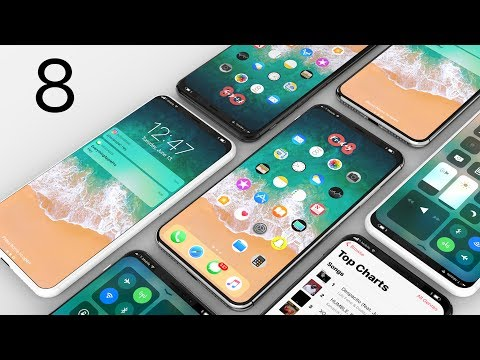 iPhone X Major Parts & Feature Leaks!