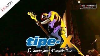 SAAT-SAAT MENYEBALKAN | TIPE-X