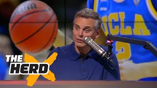 Lonzo's workout with Lakers, Kaepernick in Seattle - Stories leaked, Colin explains why | THE HERD