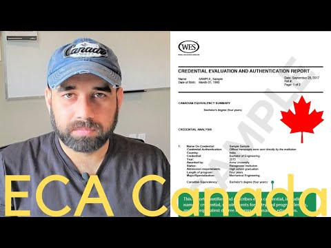 Apply For Education Credential Assessment- WES Canada | Complete Guide | How To Avoid Mistakes