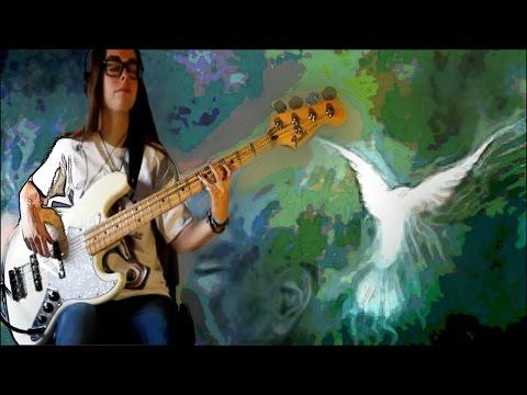 Knife Edge - Emerson, Lake & Palmer (Bass cover)