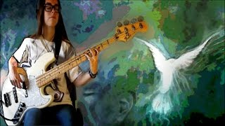 Knife Edge - Emerson, Lake & Palmer (Bass cover)