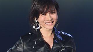 石原さとみ、黒のライダース姿で観客魅了!ガールズアワード初登場「ガールズアワード2015 SPRING/SUMMER」 #Satomi Ishihara #Girls Award thumbnail