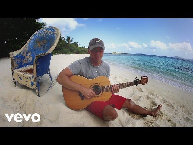 Kenny Chesney Spends The Holidays On The Beach In U0027Christmas In Blue Chair  Bayu0027 Video: Watch « BUZu0027N @ 102.9