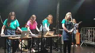 Liviana Vitale - Wolf - Live at Spirit Studios, Manchester
