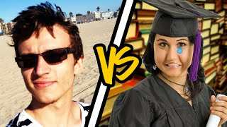 COLLEGE = Waste of TIME? - Q&A Special (40,000 Subscribers!)
