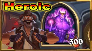 Hearthstone: 300 Damage In One Run   The Best Treasure    Plague of Death: Chapter 3 Tombs of Terror