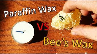 Beeswax Vs Paraffin