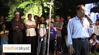 Anwar Ibrahim: Najib, Hutang Negara RM538 Billion, Siapa Nak Bayar Itu?