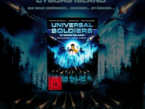 Universal Soldiers - Cyborg Islands