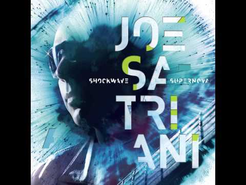 Joe Satriani - shockwave supernova (full album)