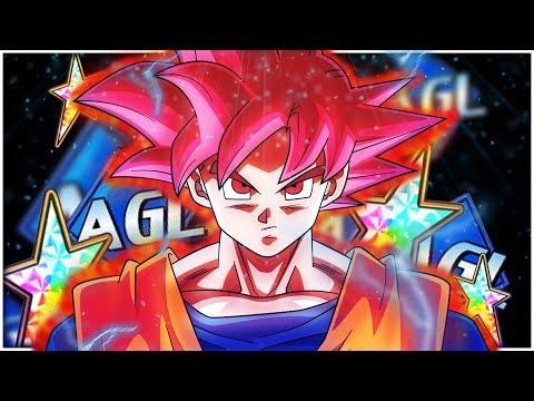 RETURN OF THE LEGENDARY MEME! 100% AGL SSG GOKU SHOWCASE! Dragon Ball Z Dokkan Battle